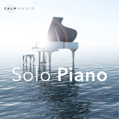 Calm free online relaxing calming solo piano music for focus concentration and study.