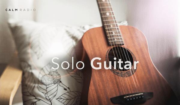 Solo-Gitarre