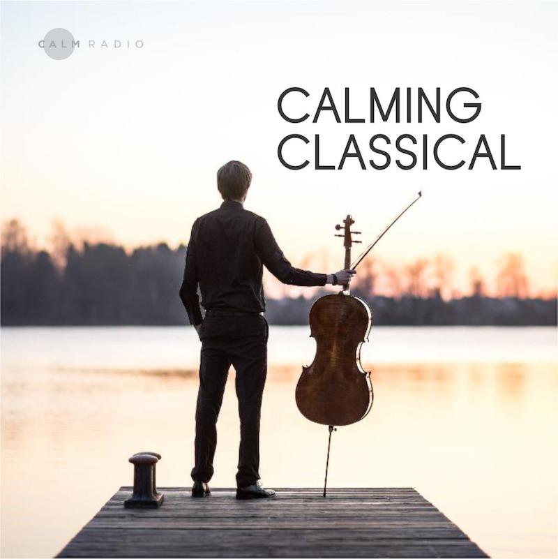 Música clássica e música calma para concentração, estudo e foco na Calm Radio