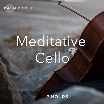 Спокойная медитативная расслабляющая музыка виолончели онлайн на CalmRadio.com