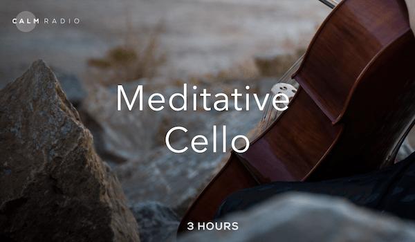 Медитативная виолончель