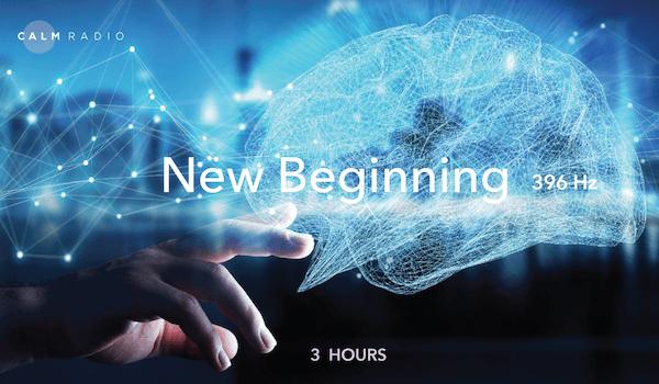 396 Hertz – New Beginning