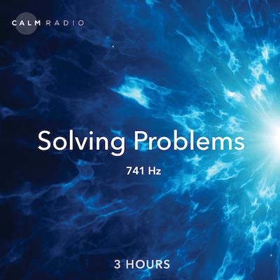 Calm free online meditation music with healing Solfeggio Frequencies 741 hertz