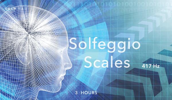 417 Hertz - Solfeggio Scale - Clean negative energy