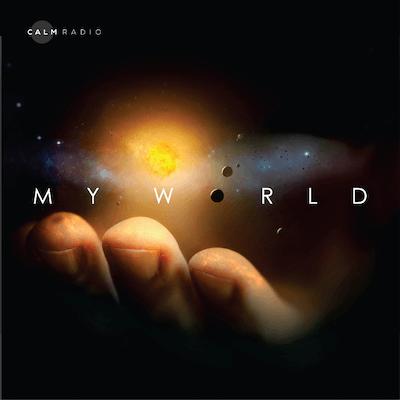 Meu Mundo é um canal de música sonora binaural para ouvir online grátis em CalmRadio.com