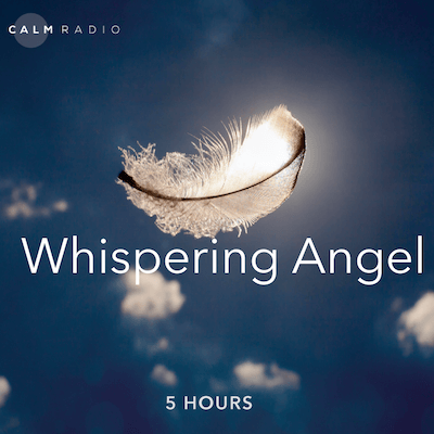 天使のささやきは、Calm Radio限定のバイノーラルビートの落ち着いた睡眠音楽チャンネルです。