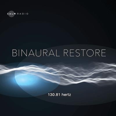 Listen to free binaural calming meditation music for stress from CalmRadio.com