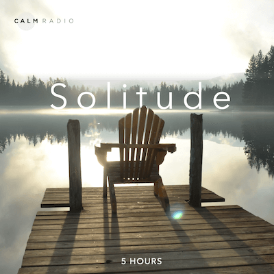 Luister naar gratis meditatiemuziek en ontspannende muziek om te slapen van CalmRadio.com