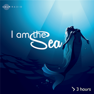 I am the Sea is a peaceful and calm sleep music channel available online on CalmRadio.com