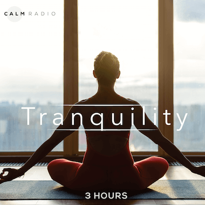 Tranquility is a calming meditation music channel available online on CalmRadio.com