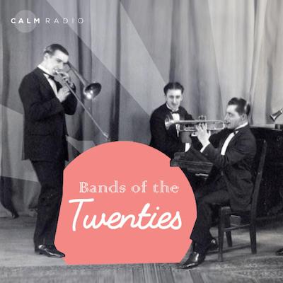 通过平静广播Calm Radio收听免费的放松爵士乐和20年代的爵士乐