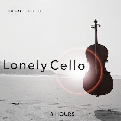 Einsames Cello ist ein beruhigender Cello-Musikkanal für den Schlaf, der online auf CalmRadio.com verfügbar ist